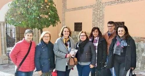 El PP visita la zona centro de Motril y traslada sus necesidades al Ayto..jpg