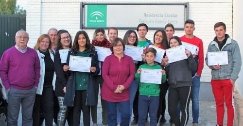 Estudiantes de la Residencia Escolar 'Federico García Lorca' se forman como mediadores para la convivencia.jpg