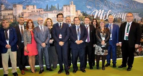 La Diputación presenta en Fitur el vídeo promocional de la Granada Film Commission (2).jpg
