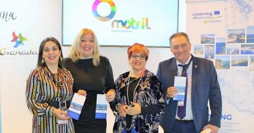 La FAMP y el Ayto. de Motril presentan en FITUR el proyecto europeo 'Coasting'.jpg