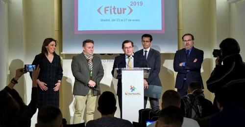 La provincia de Granada exhibirá en Fitur 2019 la variedad y la calidad de su oferta turística.jpg