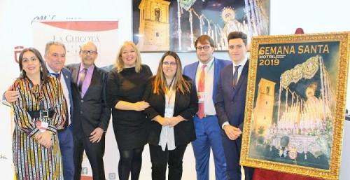 La Semana Santa motrileña y el arte cofrade, grandes protagonistas de FITUR.jpg