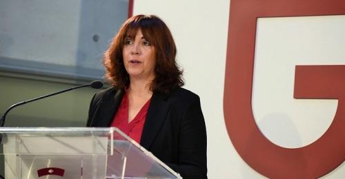 Olvido de la Rosa, diputada provincial.jpg