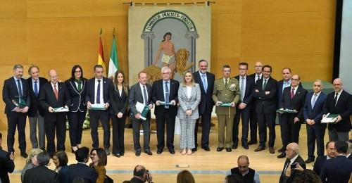 Asaja, el Madoc y la Real Federación de Hermandades y Cofradías, entre los homenajeados granadinos este 28-F.jpg