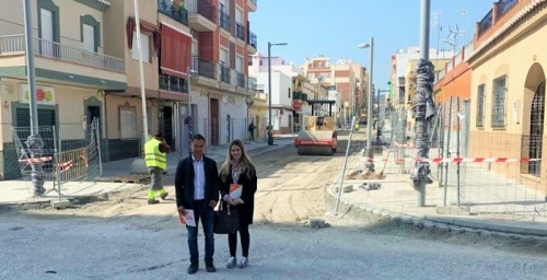 Cs Motril exige celeridad para paliar los problemas de accesibilidad y riesgos de accidentes por las obras de la calle Ancha.jpg