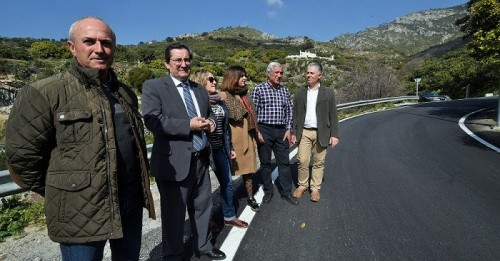 Diputación mejora la conexión de Lentegí con la 'carretera de la Cabra'.jpg