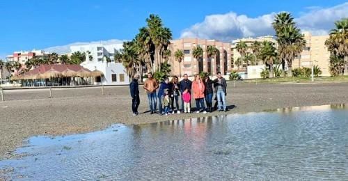 El PP apela a un 'pacto institucional para el arreglo de nuestras playas'.jpg
