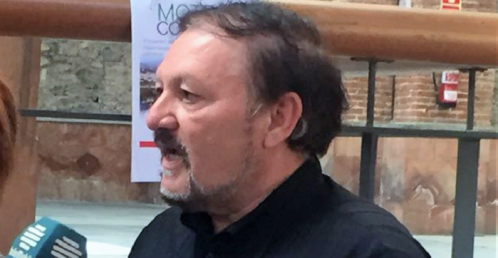Francisco Contreras, secretario general de Podemos Motril.png