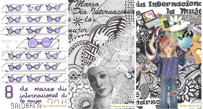 Igualdad da a conocer los ganadores del X Concurso de Carteles del 8 de marzo