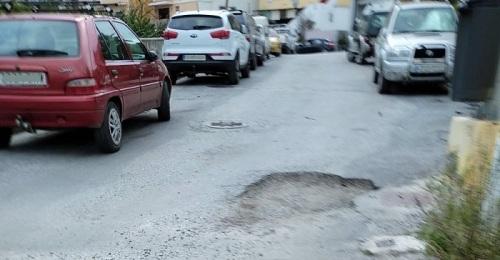 IU denuncia el abandono del sexitano barrio de Las Peñuelas