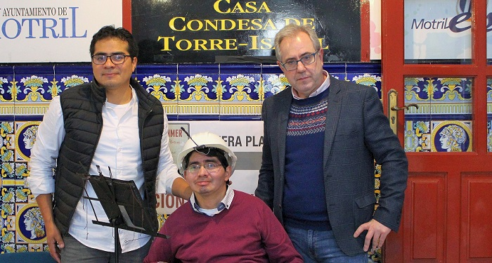 La Casa de la Condesa acoge este viernes la presentación de la novela Buscando la Felicidad, de Luis Enrique Bustamante.jpg