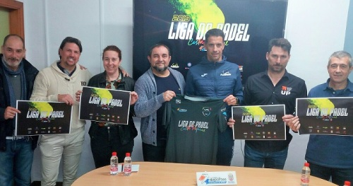 La I Liga de Pádel Costa Tropical se disputará en cinco municipios de la comarca