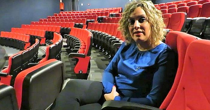 Belén Sánchez, concejal de Cultura de Salobreña