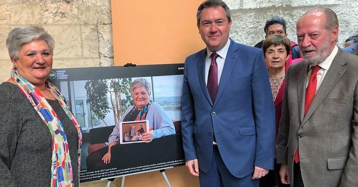 """Órgiva presente en la exposición """"Las Mujeres en el Poder Local"""" organizada por la FAMP en Sevilla"""
