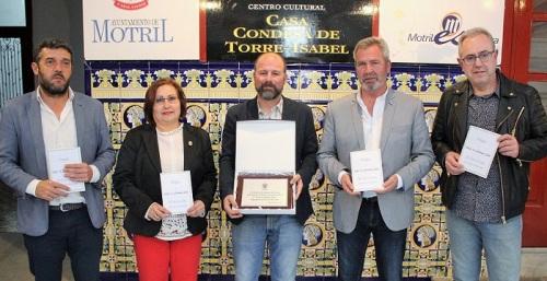 Comienza la XXXVIII edición de la Feria del Libro de Motril con el pregón del poeta y narrador Víctor Jiménez Jódar