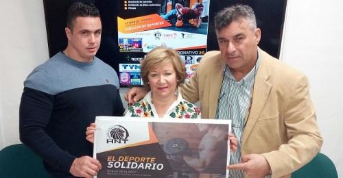 'El Deporte Solidario', a beneficio de la AECC en Motril.jpg