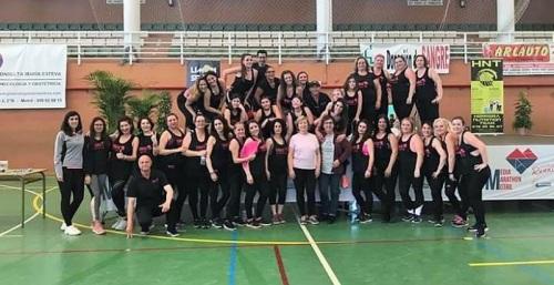 'El Deporte Solidario' recauda 1.003 euros a beneficio de la AECC en Motril.jpg