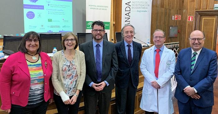 El cáncer en la jornada científica organizada por el Instituto de Investigación Biosanitaria de Granada.jpg