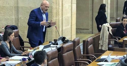 """El PSOE reprocha a la consejera de Agricultura que """"oculte"""" sus planes sobre el trasvase de Rules a Almería.jpg"""