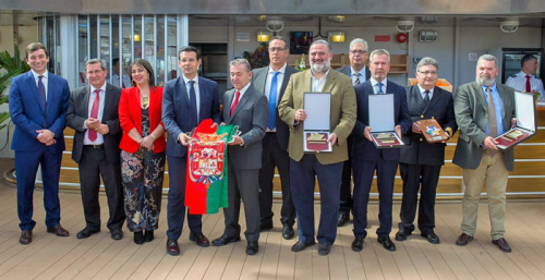 El puerto de Motril acoge la presentación del ferry 'Ciudad de Granada'.png
