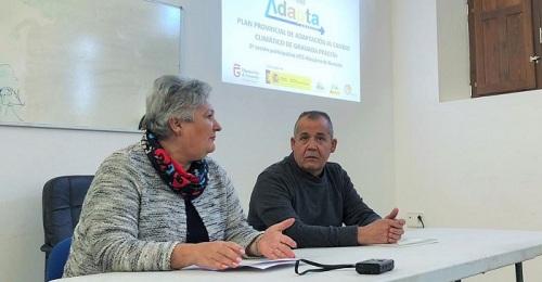 Encuentros en los municipios para informar del plan 'Adapta Granada' contra el cambio climático.jpg