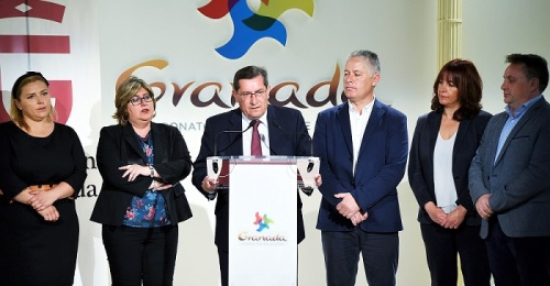 Entrena, Diputación de Granada