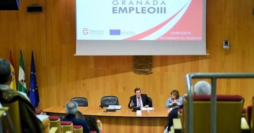 Entrena pide a los municipios su colaboración para el desarrollo del programa Granada Empleo III.jpg