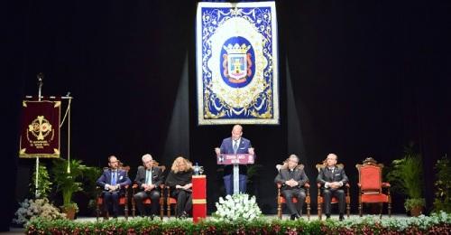 José Carlos Rodríguez pregona la Semana Santa de Motril con maestría y una emocionante retórica