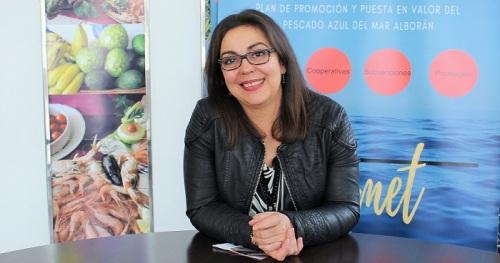 La teniente de alcalde responsable de Turismo y Pesca en Motril, Alicia Crespo.jpg