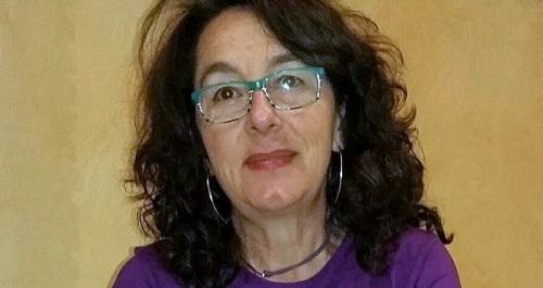 María Villalobos Gil, miembro del Consejo de Coordinación de Podemos Motril.jpg