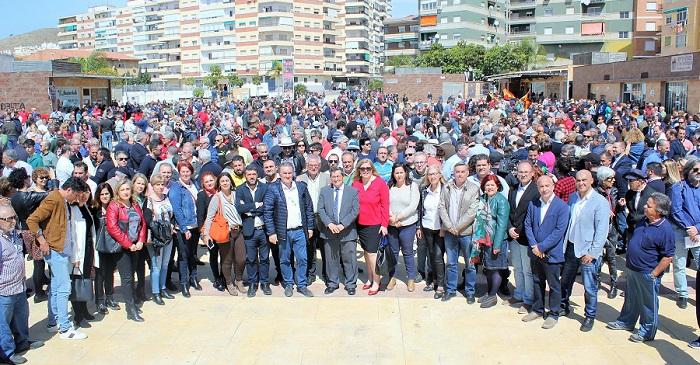 Más de un millar de personas reclaman en Motril las conducciones del sistema Béznar-Rules.jpg