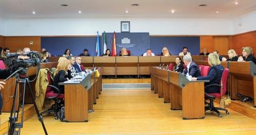 Pleno Ayuntamiento Motril 07 de marzo de 2019
