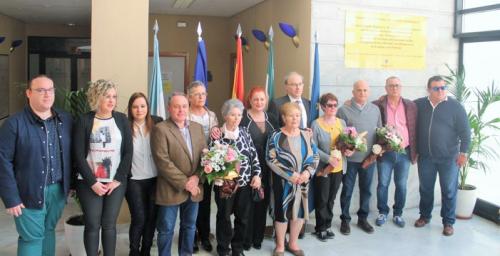 Salobreña rinde homenaje a tres paisanos prisioneros en Mauthausen durante la II Guerra Mundial