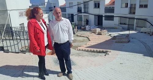 Sergio García visita las obras que Mancomunidad ejecuta en La Caleta y el casco antiguo de Salobreña.jpg