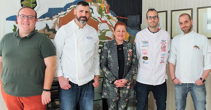 Tres profesionales de Salobreña premiados en el 'III Concurso de Cocineros de la Costa Tropical'.jpg