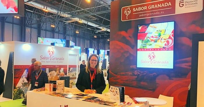 28 empresas de Sabor Granada exhiben sus excelencias en el Salón Gourmets de Madrid.jpg