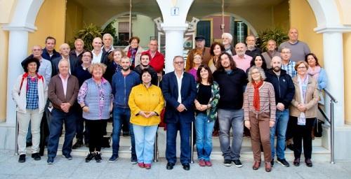 Adelante Almuñécar-La Herradura, coalición formada por IU y Podemos, presenta su candidatura