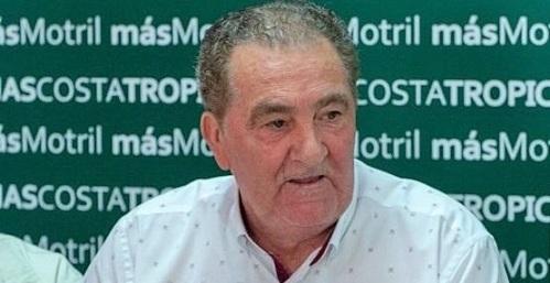 Antonio Escámez, Más Motril