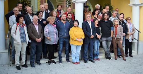 Candidatura de Adelante Almuñécar 26 mayo 2019