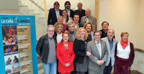 """Diana Navarro, Tomatito y José Mercé encabezan el cartel de """"La Caña Flamenca"""".png"""