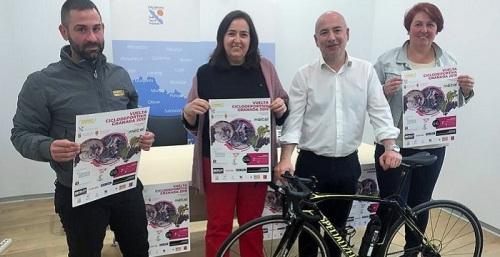 El 6 y 7 de abril se celebrará la Vuelta Ciclodeportiva Granada 2019.jpg