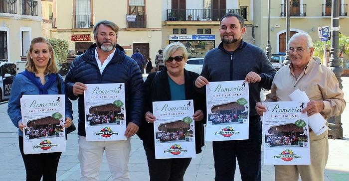 El anejo motrileño de Los Tablones celebra su tradicional Romería este fin de semana.jpg