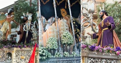 El Lunes Santo motrileño se llena de Humildad y Victoria