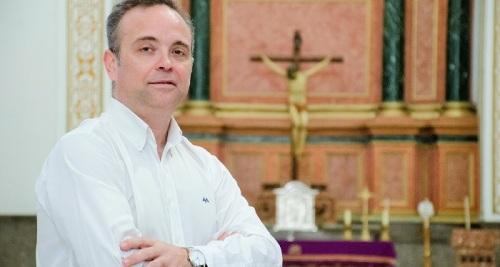 El presidente de la Agrupación de Cofradías de Motril, Manuel Terrón.jpg