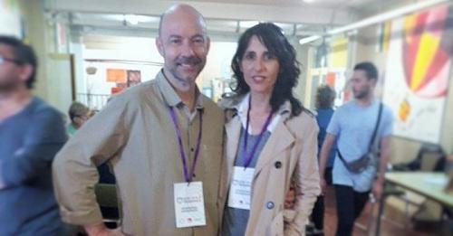 Elecciones Generales 28A 2019_ Alex y Mayte_Podemos Motril