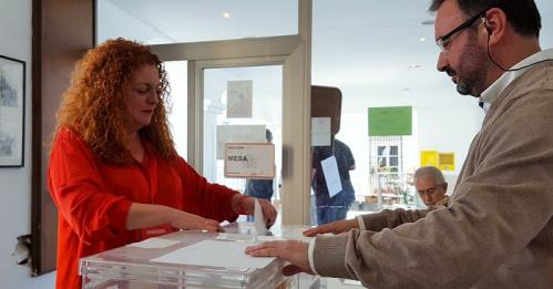 Elecciones Generales del 28 de abril_María Eugenia Rufino_PSOE Salobreña