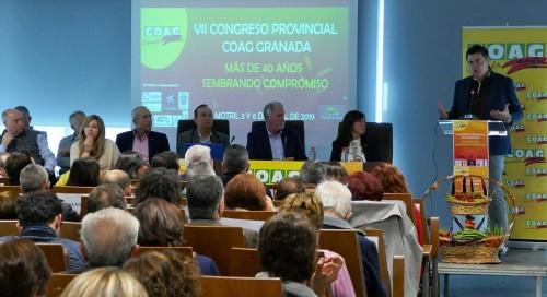 En el Congreso de la COAG, Carlos Rojas mostró el compromiso inequívoco de su formación política con Rules.jpg