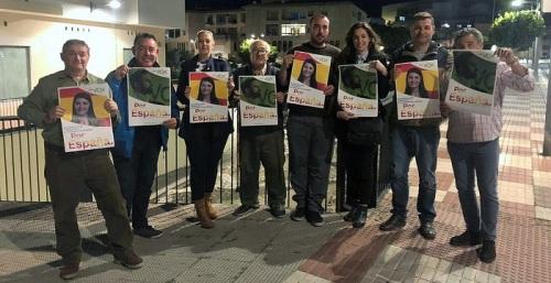 Foto de inicio de campaña para el 28A de Vox Almuñécar – La Herradura.jpg