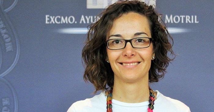 Gloria Chica, concejala de Mantenimiento en el Ayuntamiento de Motril.jpg