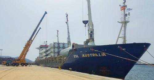 Intensa actividad comercial en el Puerto de Motril en Semana Santa.png